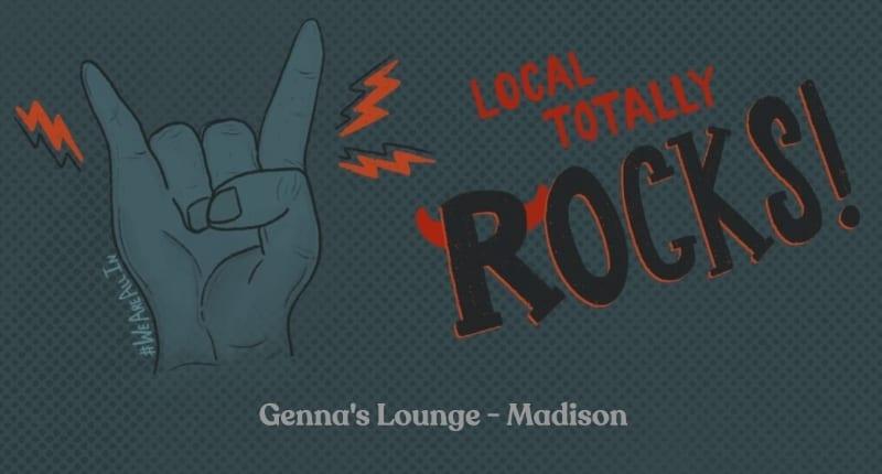 Genna's Lounge - Madison