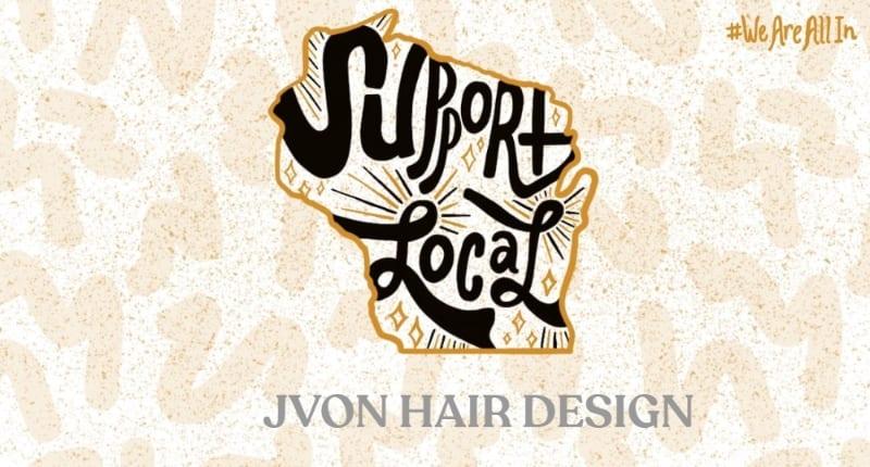 JVON HAIR DESIGN