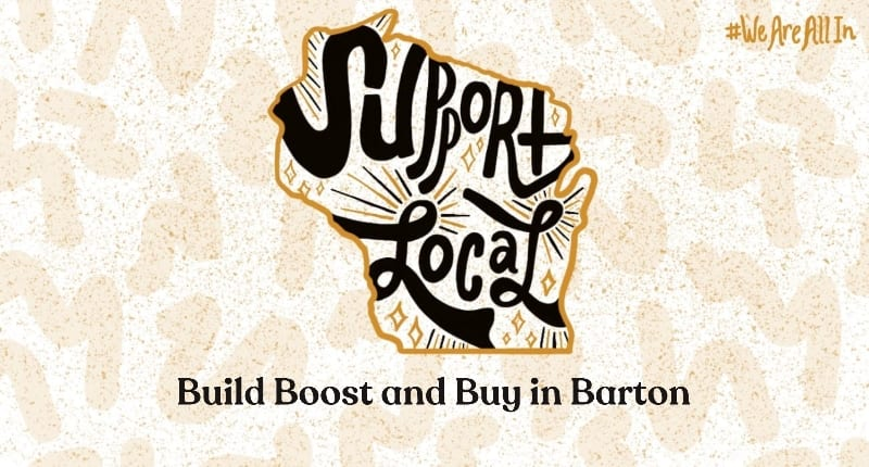 Build Boost and Buy in Barton