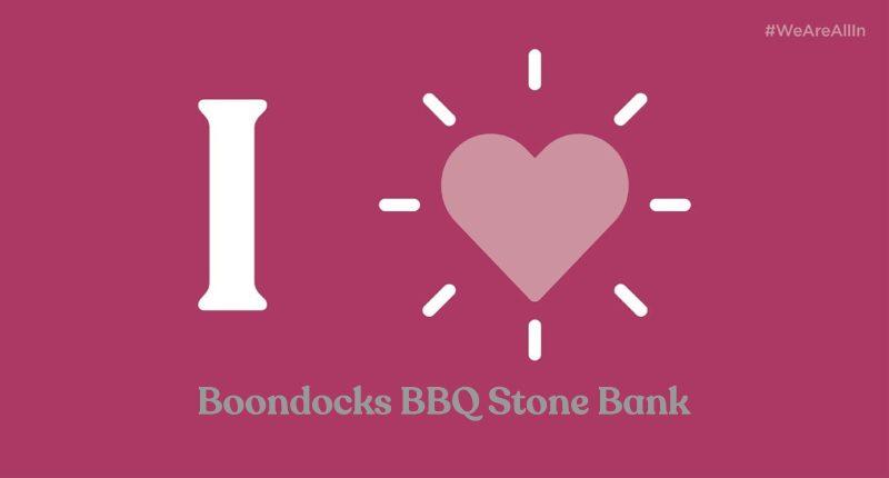 Boondocks BBQ Stone Bank